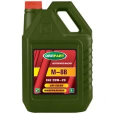 ОйлРайт М 8В(и)   5л (мотор.масло)=