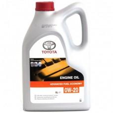 TOYOTA Motor Oil SL  0w20 5л EU (мотор. масло)=