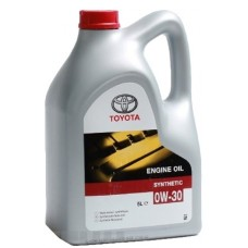 TOYOTA Motor Oil SL  0w30 5л (мотор. масло)=