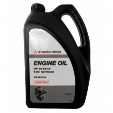 MITSUBISHI Engine oil  5w30 SN/CF 4л MZ320364 белая (мотор. масло)=