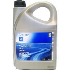 GM Dexos2  5w30 SM (SN) 4л Европа (мотор. масло)=