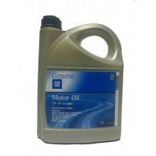 GM Dexos2  5w30 SN 5л Россия (мотор. масло)=