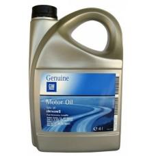 GM Dexos2  5w30 SN 4л Россия (мотор. масло)=