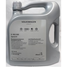 VAG Motor Oil Special D 5w40 Дизель 5л (мотор. масло) Ауди,VW,Шкода=