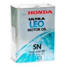 HONDA ULTRA LEO SN 0w20 4л (мотор. масло)=