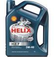 Shell  Helix HX7  5w40 синт. технол. 4л. (мотор.масло)=