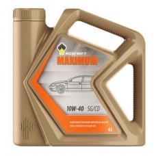 Rosneft Maximum 10w40 SG/CD полусинтетика 4л (мотор.масло)=