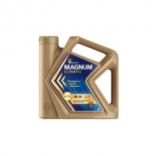 Rosneft Magnum Ultratec 5w30 SL/CF синтетика 4л (мотор.масло)=