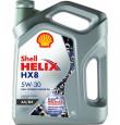 Shell  Helix  HX8 5w30  A5/B5 синтетика 4л. (мотор.масло)=