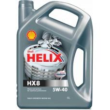 Shell  Helix  HX8 5w40 синтетика 4л. (мотор.масло)=