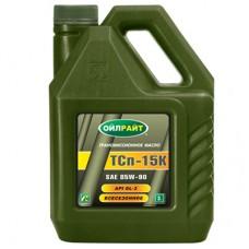 ОйлРайт ТСП-15К   3л. (трансм.масло)